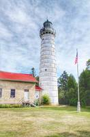 Cana Light, Door County Wisconsin