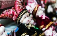Dolls in Tianjin