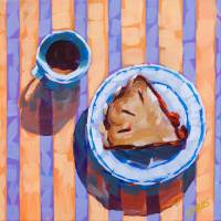 Piece Of Pie and A Cup of Joe by Beth Charles