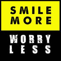 Motivational Quotes - Smile More, Worry Less