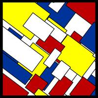 Mondrian Rectangles