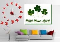 Push Your Luck Poster decor