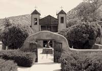 Old Chimayo Mission