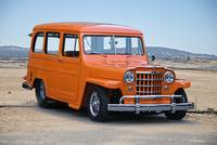 1950 Willys Custom Wagon