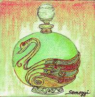 BOTTLED GREEN SWAN