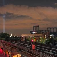 WTC Lights and Citi Field Art Prints & Posters by Darren Meenan