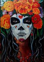 Catrina of the Marigolds