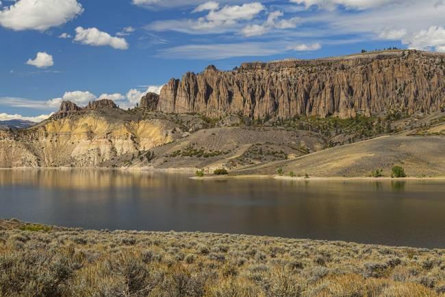 Blue Mesa Dillon Pinnacles
