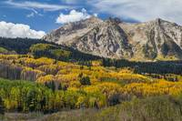 Rocky Mountain Autumn Season Colors