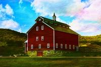 West Monitor Barn Vermont