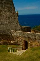 Puerto Rico Fort Keyhole