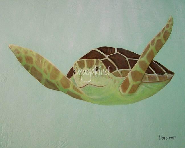sea turtle - turt