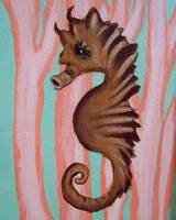 seahorse - cedric by tracie brown