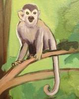 tree monkey - casper by tracie brown