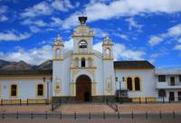 Catholic Church in Quiroga