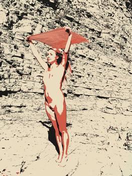 Hot amature girls posing nude apologise