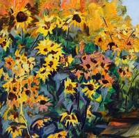 Sunflower Heaven- not signed