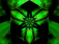 Fire Lotus Green 1