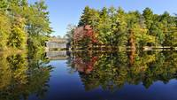 Sturbridge Massachusetts Fall Foliage