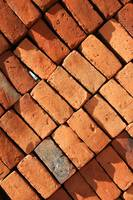 Bricks made from Adobe