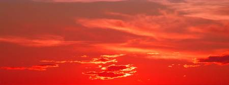 Sunset Scarlet Red 1