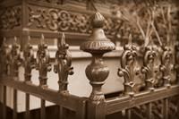 Fancy Fence in New Orleans by Carol Groenen