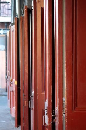 New Orleans Doors