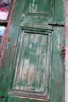 Scary New Orleans Door by Carol Groenen