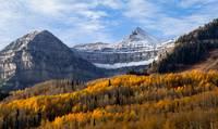 Autumn Scenic by David Kocherhans