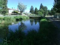 Malin Park Dirt Path and Irrigation Canal 2