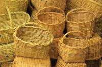 Woven Reed Baskets