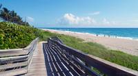 Treasure Coast Florida Seascape Boardwalk B3