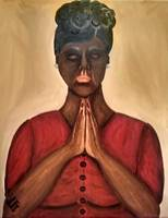 The Praying Woman