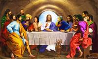 The Last Supper - 18x30