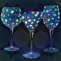Wine Glass Art-4