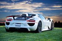 2014 Porsche 918 Spyder 'Your View'