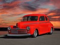 1947 Ford Super Deluxe Coupe 2