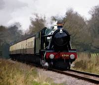 6960 Raveningham Hall Steam Locomotive