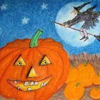 Happy Halloween Boo You by Karen Adams