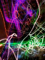 LIGHT STREAK ABSTRACTS, #16, 18 SEPT 15
