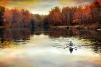 Autumn River Row