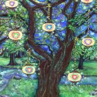 The Remembering Tree Art Prints & Posters by Skylands Studio
