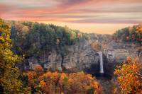 Taughannock Sunset