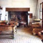 """Colonial Kitchen"" by susansartgallery"
