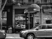 New York City Storefront BW3