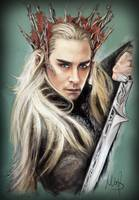 Thranduil - The Hobbit