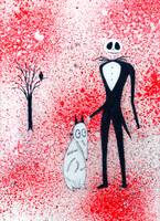 Jack Skellington and Friend