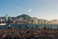 West Kowloon, Hong Kong
