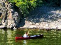 Canoeing in Paterson NJ