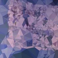 Cool Grey Blue Orange Abstract Low Polygon Backgro